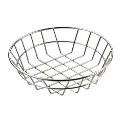 American Metalcraft - WISS8 - 8 in Round Stainless Steel Wire Basket image