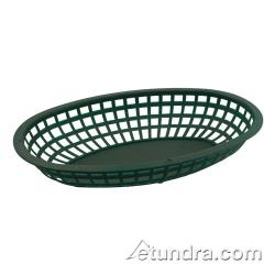 Bar Maid - CR-654FG - Oval Forest Green Basket image