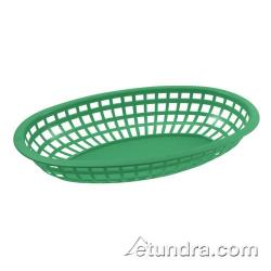 Bar Maid - CR-654GR - Oval Green Basket image