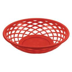 Bar Maid - CR-655R - Round Red Basket image