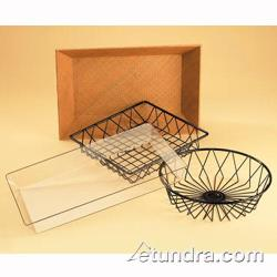 Cal-Mil - 1293TRAY - 12 in Square Wire Basket image