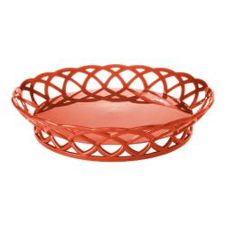 GET Enterprises - RB-860-RO - 10 in Rio Orange Round Basket image
