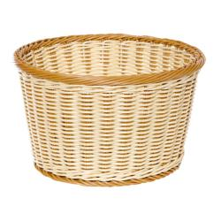 GET Enterprises - WB-1521-TT - Designer Polyweave Two-Tone 12 in Round Basket image