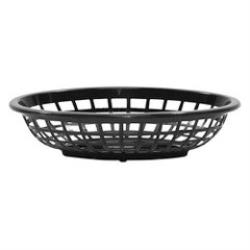 Tablecraft - 1071BK - Black Fast Food Basket image
