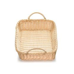 Tablecraft - M1193WH - 19 in x 4 in Ridal Woven Basket image