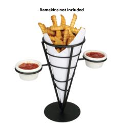 Winco - WBKH-5 - 1-Cone French Fry Holder image
