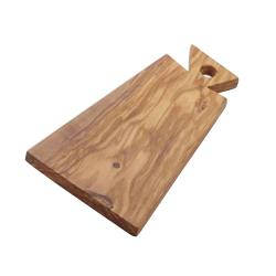 American Metalcraft - OWB116 - 10 5/8 in x 5 1/8 in Olive Wood Serving Board image