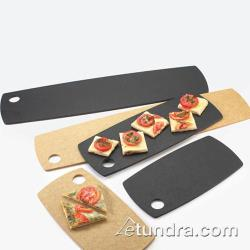 Cal-Mil - 1531-616-13 - 16 in x 6 in Black Serving Board image