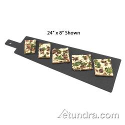 Cal-Mil - 1535-16-13 - 16 in x 8 in Black Serving Board image