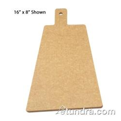 Cal-Mil - 1535-24-14 - 24 in x 8 in Natural Serving Board image