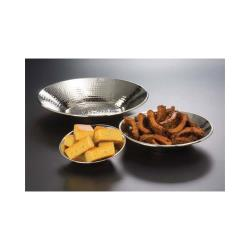 American Metalcraft - HMRD12 - 12 1/4 in Round Hammered Stainless Steel Bowl image