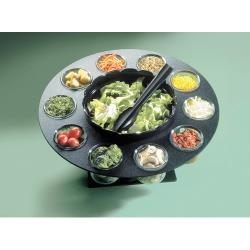 Cal-Mil - 1014 - 18 in Round Salad Server image