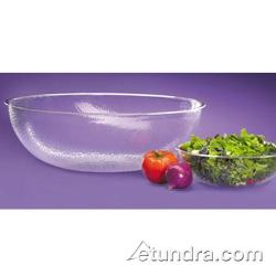 "Cal-Mil - 401-15-34 - 15"" Pebbled Acrylic Salad Bowl image"