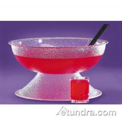 Cal-Mil - P142 - 16 qt Pebbled Punch Bowl image