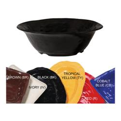 GET Enterprises - ML-134-BK - New Yorker Black 6.5 qt Bowl image