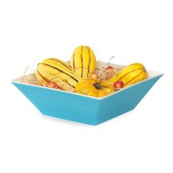 GET Enterprises - ML-248-SE - Keywest Seabreeze 5.7 qt Square Bowl image