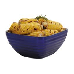Vollrath - 4763225 - 1.8 qt Cobalt Blue Serving Bowl image