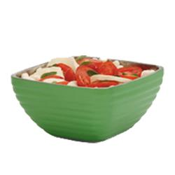 Vollrath - 4763435 - 3.2 qt Green Apple Serving Bowl image