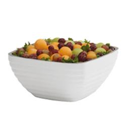 Vollrath - 4763450 - 3.2 qt Pearl White Serving Bowl image