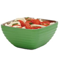 Vollrath - 4763735 - 8.2 qt Green Apple Serving Bowl image