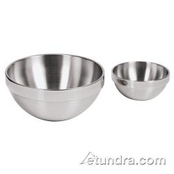"World Cuisine - 42961-14 - 5 1/2"" Round Stainless Bowl image"