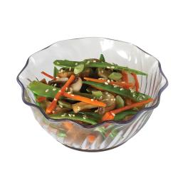 Cambro - SRB13152 - SAN Swirl Bowl® 13 oz Clear Serving Dish image