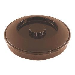Carlisle - 47001 - 7 1/2 in Brown Tortilla Server With Lid image