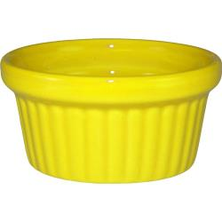 ITI - RAMF-2-Y - 2 oz Yellow fluted ramekin image