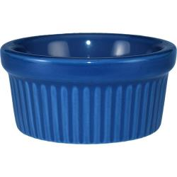 ITI - RAMF-3-LB - 3 oz Light blue fluted ramekin image