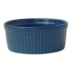 ITI - RAMF-4-LB - 4 oz Light blue fluted ramekin image