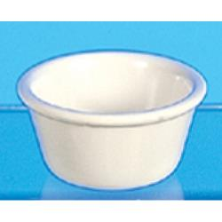 Thunder Group - ML537B1 - 3 1/4 in - 3 oz Bone Smooth Ramekin image