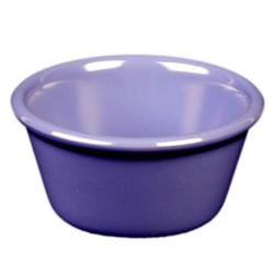 Thunder Group - ML538BU1 - 3 3/8 in - 4 oz Purple Smooth Ramekin image