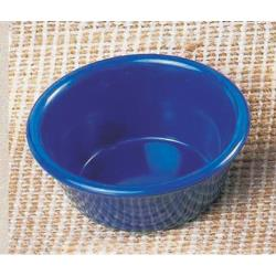 Thunder Group - ML538CB1 - 3 3/8 in - 4 oz Cobalt Blue Smooth Ramekin image