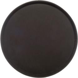 Carlisle - 1600GL076 - 16 1/2 in GripLite® Round Tan Serving Tray image
