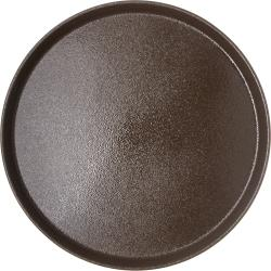 Carlisle - 1600GR2076 - 16 in Round Tan Griptite™ 2 Serving Tray image