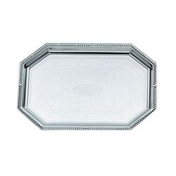 Vollrath - 47263 - 20 in x 13 3/4 in Chrome Odyssey™ Tray image