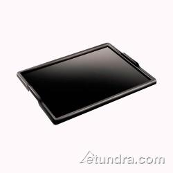 Cal-Mil - 354-1-13 - 24 in x 18 in Black Room Service Tray image