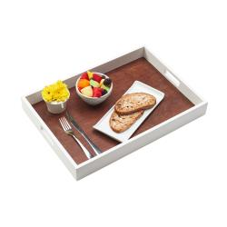 Cal-Mil - 3592-15 - White Roomservice Tray image