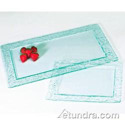 Cal-Mil - 1245-12-43 - 12 in x 20 in Glass Platter image