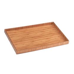 Cal-Mil - 1367-10-60 - 12 in x 10 in Bamboo Tray Insert image