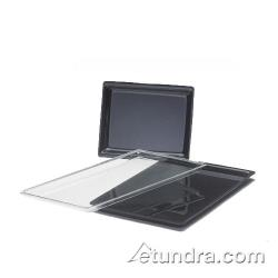 Cal-Mil - 335-10-13 - 10 in x 14 in Black Shallow Tray image
