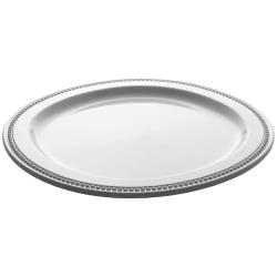 Espresso Supply - 06160-NW - 11 3/4 in Round White Platter image
