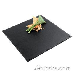 "World Cuisine - 41585-30 - 12"" x 12"" Slate Tray image"