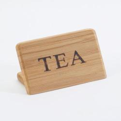 Cal-Mil - 606-4 - Bamboo Tea Sign image