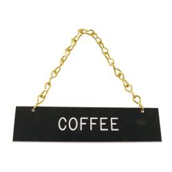 Tomlinson - 1912595 - Coffee Hanging Sign image