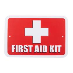 Commercial - First Aid Kit Sign image