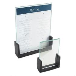 Cal-Mil - 1510-411 - U-Frame Tabletop Menu Card Holder image