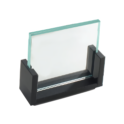 Cal-Mil - 1510-32 - 3 1/2 in x 2 in Tabletop Card Holder image