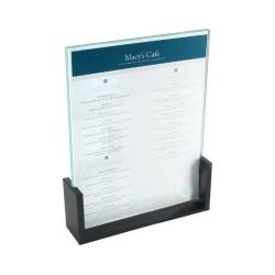 Cal-Mil - 1510-811 - 8 1/2 in x 11 in Tabletop Card Holder image