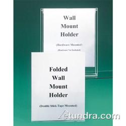 Cal-Mil - 214 - U-Style Wall Mount Card Holder image